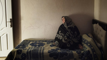 Mariam Khleif, a mother of five, said she was repeatedly raped during a month in prison in Syria.
