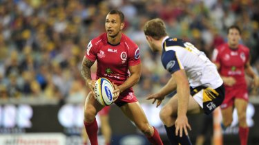 Should Quade Cooper join the ACT Brumbies next year?