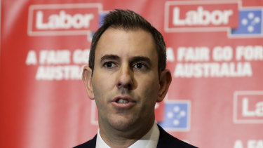 Labor's finance spokesman Jim Chalmers will decide on Thursday whether to contest the Labor leadership.