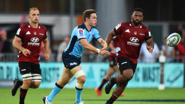 A Kiwi-centric view doesn't see much room for the likes of the Waratahs.