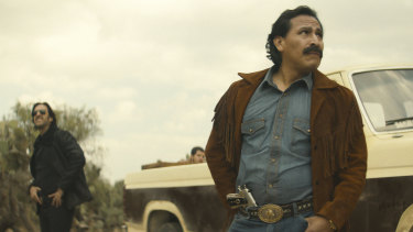 Continuing on from an excellent first season, Narcos: Mexico manages to step it up a level.