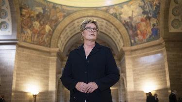 Sue Swayze Liebel, who runs the National Pro-Life Women's Caucus.