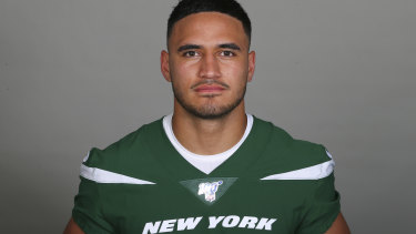 Valentine Holmes is in contention to play a pre-season game for the Jets when they get underway next week.