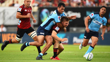 Super Rugby in Australia is at its lowest ebb, with the Waratahs' success in 2014 a distant memory.