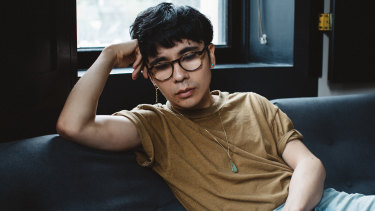 There is a transcendence in some of poet turned novelist Ocean Vuong's descriptions.