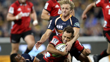 The Brumbies made it 36 straight losses for Australian teams against Kiwi opposition on Saturday.