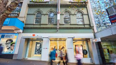 384 Bourke Street, Melbourne.