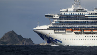 'Expect the extraordinary': Passengers on the Grand Princess got more than they bargained for.