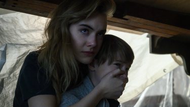 Siblings Kinsey and Bode (played by Emilia Jones and Jackson Robert Scott respectively) have what an evil spirit in their house wants.
