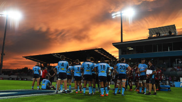 Dark days: NSW Rugby is doing it tough after further staff cuts.