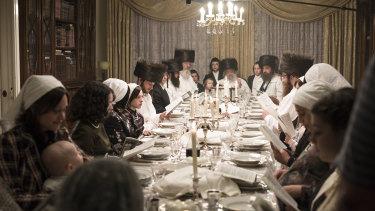 Netflix series Unorthodox is set in the ultra-orthodox Satmar Jewish community in New York, and is based on Feldman's true story.