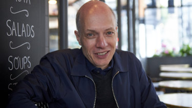 Alain de Botton, philosopher and founder of The School of Life.