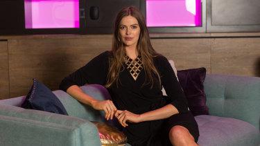 Australian supermodel Robyn Lawley.