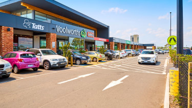 Woolworths-owned Keysborough South Shopping Centre in Melbourne's east has sold for $33.1 million.