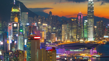 Lee Shau Kee made his fortune in property development in Hong Kong.