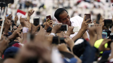 Opinion polls, which are pretty reliable in Indonesia, suggest that on Wednesday Jokowi will beat his opponent Prabowo Subianto.