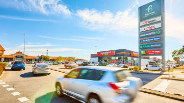 Tenants in regional shopping centres are often reliant on big-name tenants to draw in shoppers.