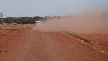 """A multibillion-dollar scheme promises to """"drought-proof western Queensland""""."""