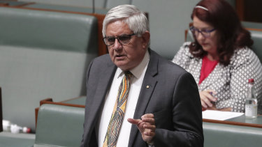 """Indigenous Australians Minister Ken Wyatt said the new agreement represented a """"quantumshift"""" from a decade of failings."""