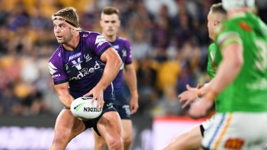 Christian Welch gets another chance to break his premiership curse.