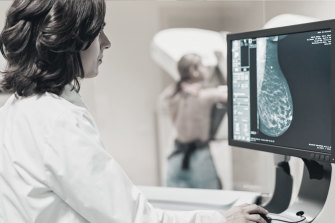You will be invited to have a mammogram every two years once you turn 50.
