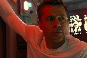 The eternally fresh-faced Brad Pitt.