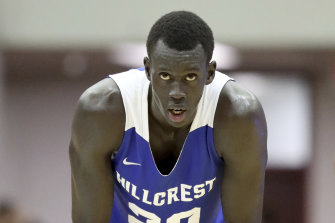 Australian Makur Maker may also join the NBA's G League.