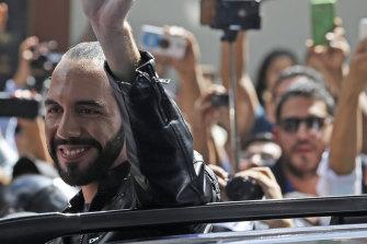 El Salvador President Nayib Bukele announced tha landmark proposal last week, and it passed through Congress.
