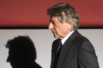 Fugitive from justice: Polish born film director Roman Polanski in 2011.