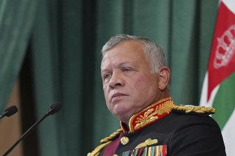 Jordan's King Abdullah II.
