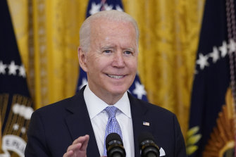 The Biden administration says the measures, which sparked a frenzy of lobbying from the crypto industry, will raise $US28 billion over a decade. That's probably conservative.