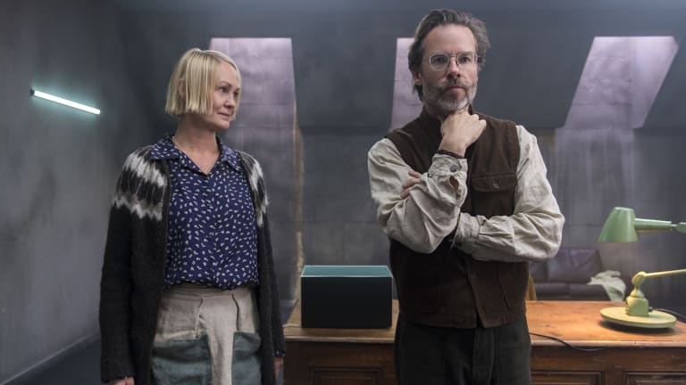 Guy Pearce stars in The Innocents, on Netflix from August 24.