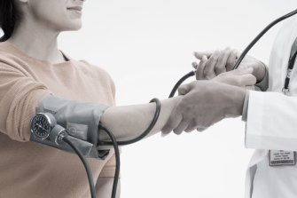 In your 40s, blood pressure checks take on a heightened significance.