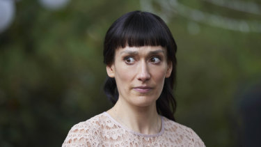 Sian Clifford is a tightly wound delight as Claire.