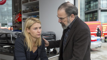 After his Australian shows, Patinkin will return to the US to wrap production on Homeland, the series he stars in alongside Claire Danes.