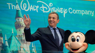 Disney's Bob Iger said the company may move production out of Georgia.