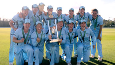 Results: The NSW Breakers are one of Australia's most successful elite level sporting sides... but can't get a sponsor.