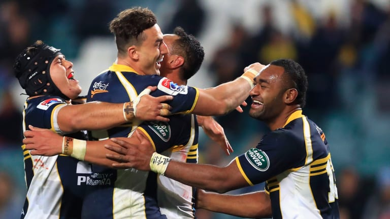 The Brumbies will be aiming for a return to the finals in 2019.