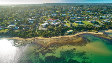 Developer Hengyi has put its foot on a large Mount Eliza development site.