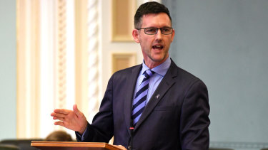 Transport Minister Mark Bailey said new emergency vehicle laws were not necessary.
