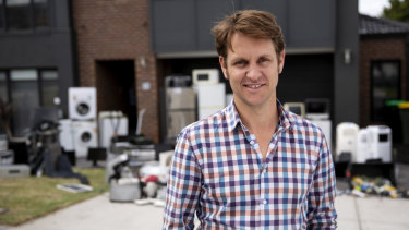 Craig Reucassel will head up two environmental shows for the ABC next year.