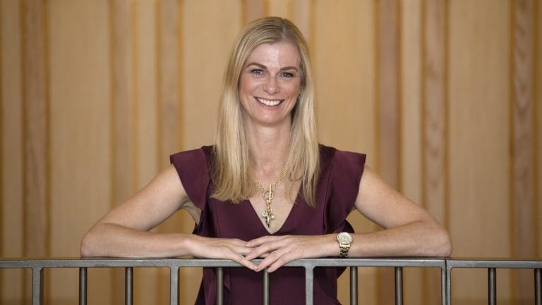 Moneycatcha founder Ruth Hatherley.