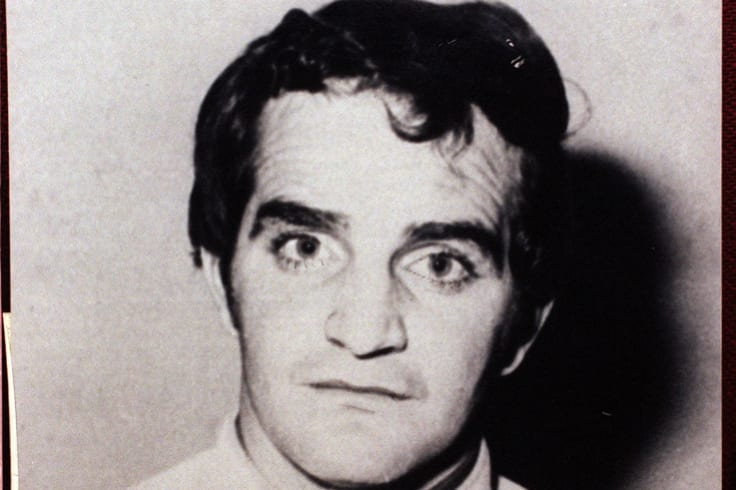 Brian Kane, who was gunned down at the Quarry Hotel, Brunswick, in 1982.