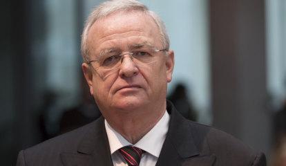 German prosecutors charge former Volkswagen CEO Winterkorn with fraud