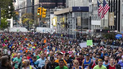 New York City Marathon cancelled due to COVID-19
