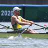 Australian foursome powers to final on Tokyo water