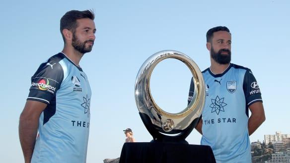 Sydney's Big Blue dominance will play on Victory's mind: Alex Brosque