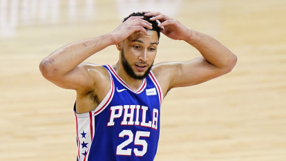 Enough B.S. Suspend Ben Simmons indefinitely