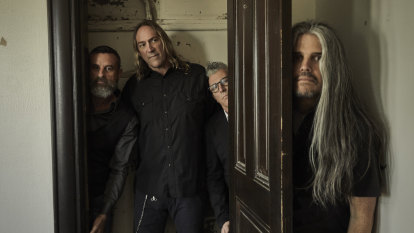 Moody and hypnotic, Tool return to Perth after nearly a decade