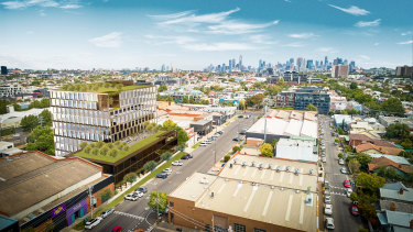 New developments in suburbs like Richmond will need to have zero net carbon emissions under the council's proposed climate policy.
